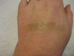 Bold Gold - swatch