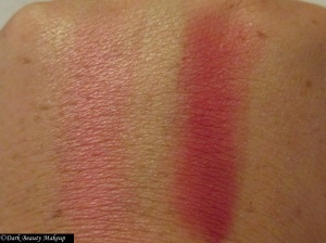 Top blushes