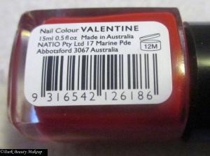 Nail polish back