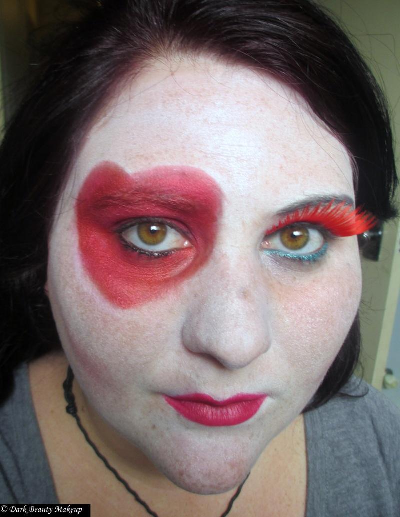 Dark Beauty Makeup